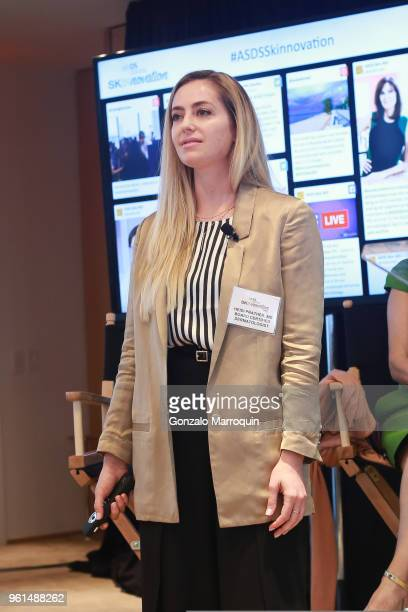 DrHeidi Prather during the ASDS Skinnovation NYC at Public Hotel on May 16 2018 in New York City