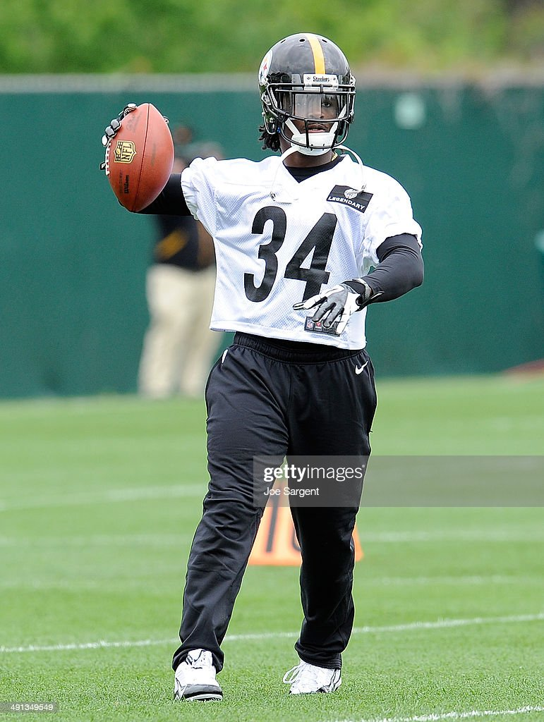 Pittsburgh Steelers Rookie Minicamp