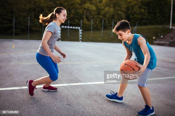 dribbling with my friends - dribbling sports stock pictures, royalty-free photos & images