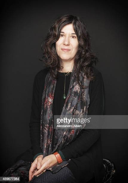 Driector Debra Granik poses during 32th Turin Film Festival for Self Assignment on November 24 2014 in Turin Italy