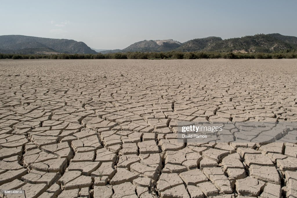 Climate Change Warnings As Southern Spain's Deserts Expand Due To Drought : News Photo