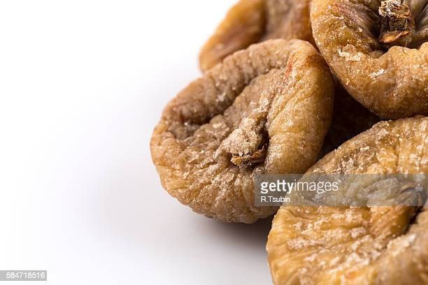 Dried figs fruits