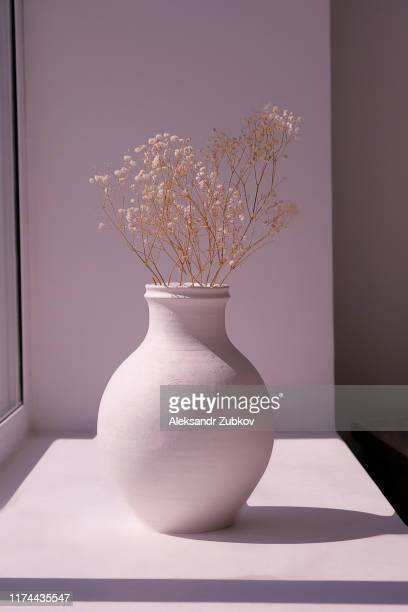 140 Clay Vase With Flowers Photos And Premium High Res Pictures Getty Images