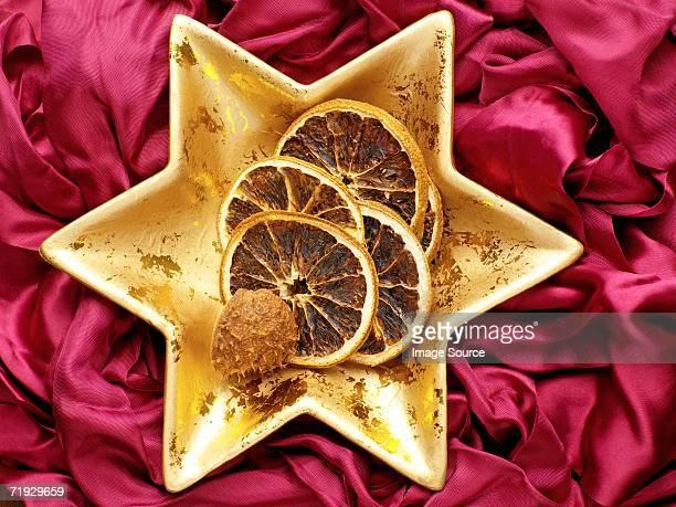 Dried fruit christmas