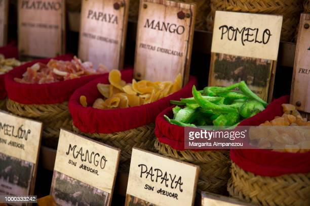 granada fruit stock photos and pictures