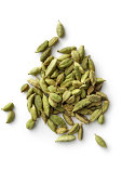 Dried Herbs and Spices: Cardamom