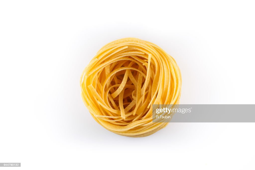 dried italian pasta : Stock Photo