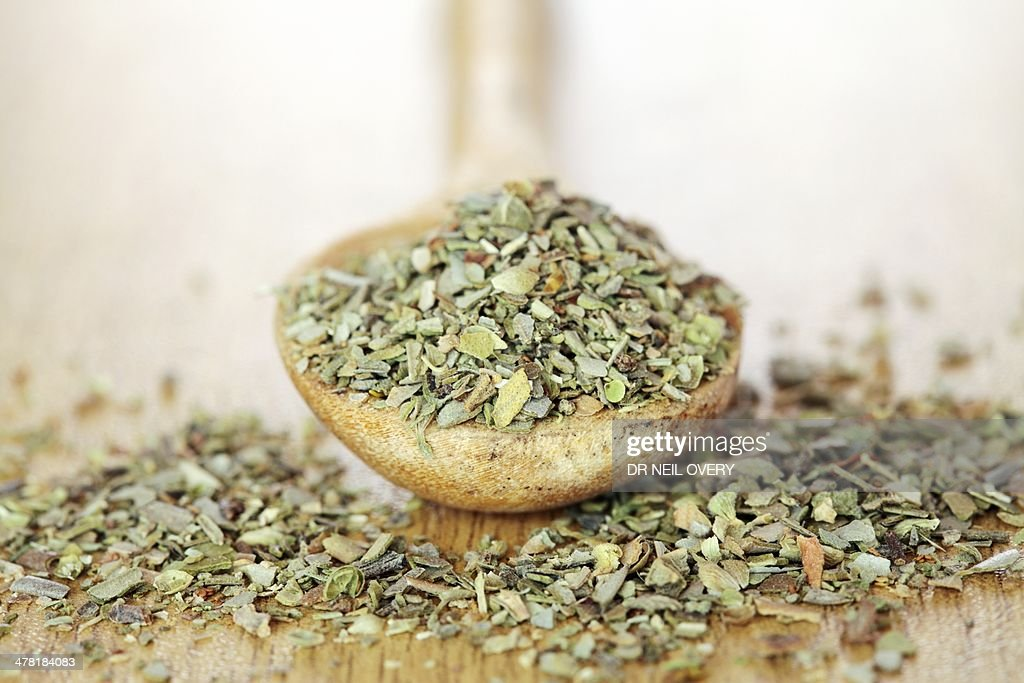 Dried oregano : Stock Photo