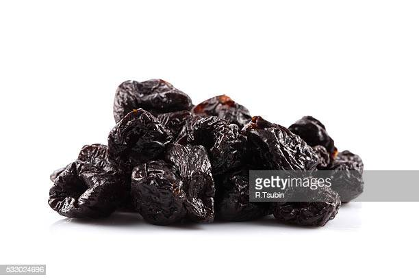 Dried plum - prunes fruits