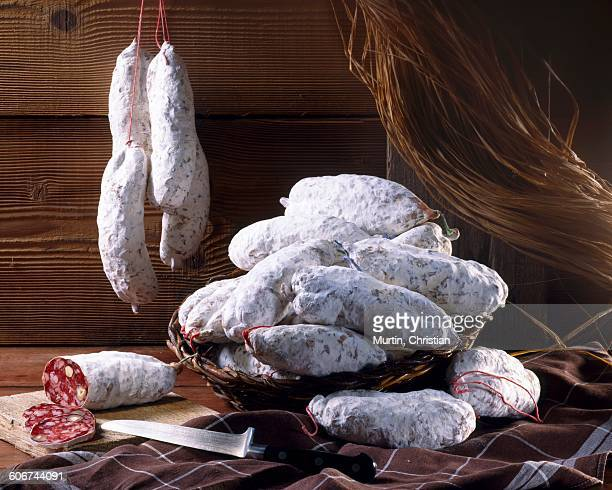Dried sausages