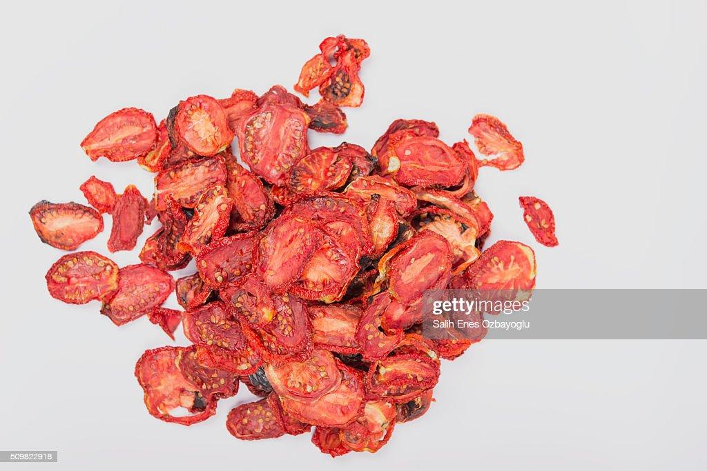 Dried tomato : Stock Photo