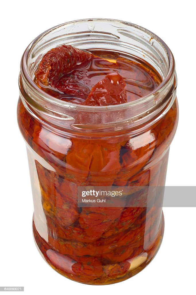Dried tomatoes : Stock Photo