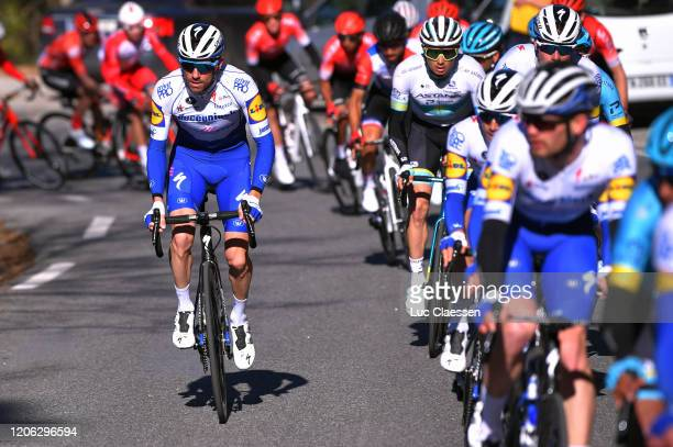 Dries Devenyns of Belgium and Team Deceuninck - Quick Step / during the 5th Tour de La Provence 2020, Stage 2 a 174,9km stage from Aubagne to La...