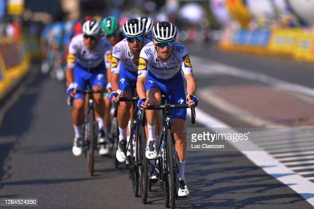 Dries Devenyns of Belgium and Team Deceuninck - Quick-Step / during the 77th Tour of Poland 2020, Stage 3 a 203,1km stage from Wadowice to...