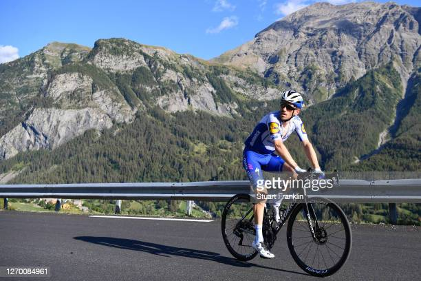 Dries Devenyns of Belgium and Team Deceuninck - Quick-Step / during the 107th Tour de France 2020, Stage 4 a 160,5km stage from Sisteron to...