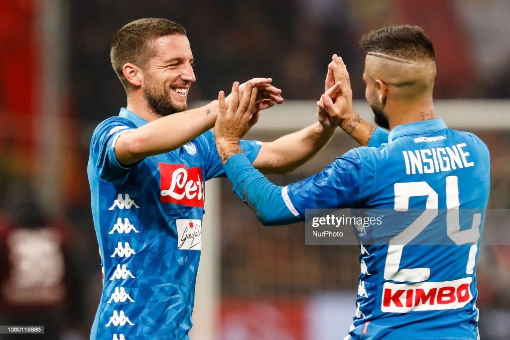 Genoa CFC - SSC Napoli - Serie A