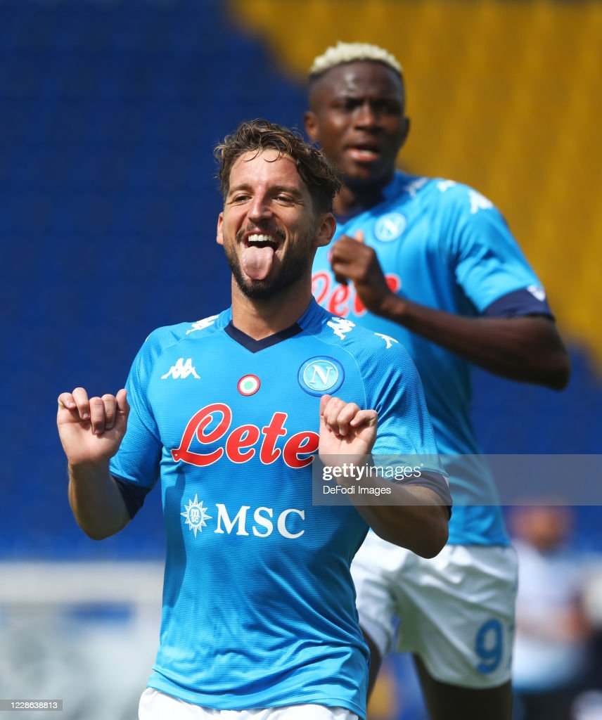Parma Calcio v SSC Napoli - Serie A : News Photo