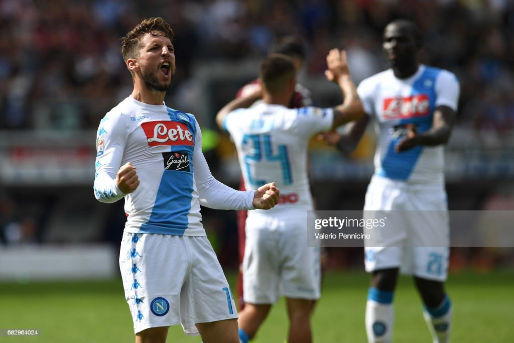 FC Torino v SSC Napoli - Serie A : News Photo