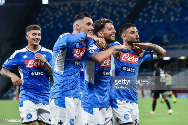 Jose Maria Callejon Napoli Photos and Premium High Res Pictures ...