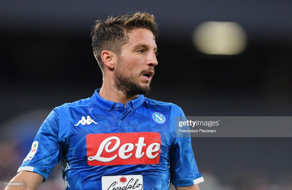SSC Napoli v FC Internazionale - Serie A : News Photo