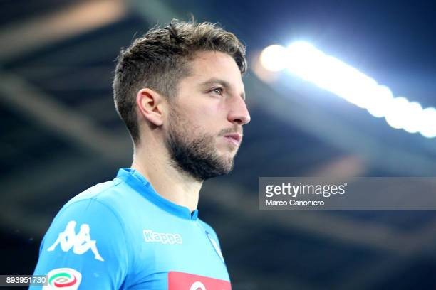 Dries Mertens of Ssc Napoli looks on before the Serie A football match between Torino Fc and Ssc Napoli Ssc Napoli wins 31 over Torino Fc