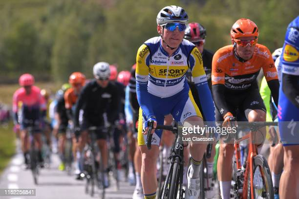 Dries Van Gestel of Belgium and Team Sport VlaanderenBaloise / during the 9th Tour of Norway 2019 Stage 1 a 1682km stage from Stavanger to Egersund /...