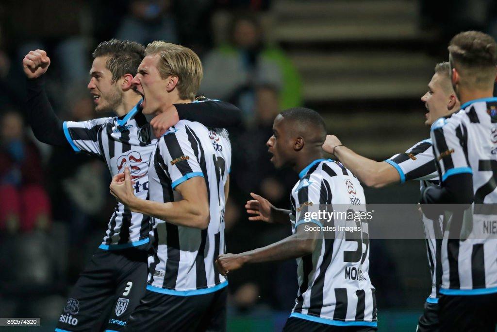 Heracles v Sparta Rotterdam - Eredivisie