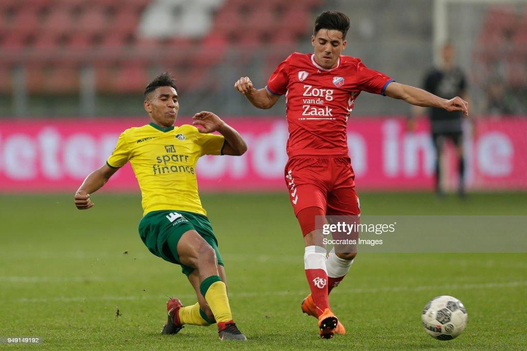 Utrecht U23 v Fortuna Sittard - Dutch Jupiler League