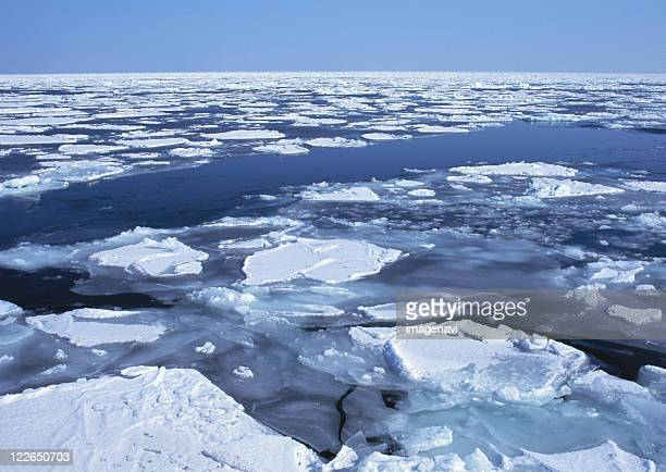 drift ice - drift ice stock pictures, royalty-free photos & images