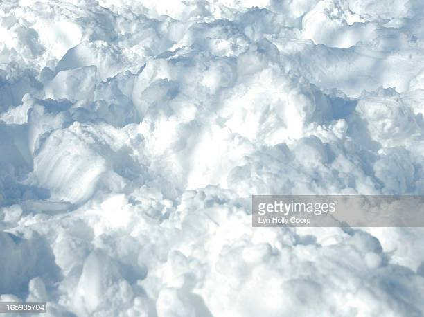 drifted snow - lyn holly coorg stock pictures, royalty-free photos & images