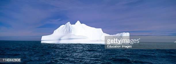 Drifting iceberg, Southern Ocean, Antarctica.