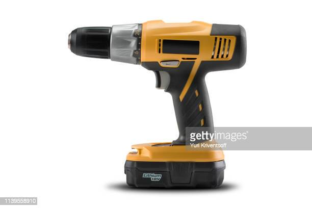 drill driver - drill stock pictures, royalty-free photos & images