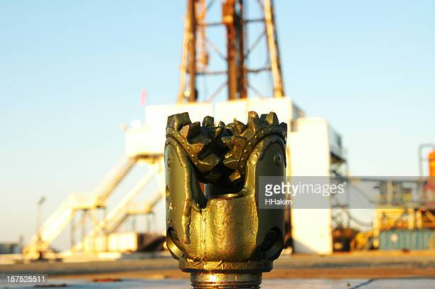 drilling bit - drill bit stock photos and pictures