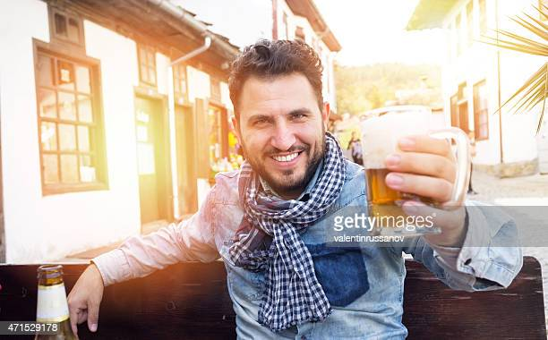 Trinken Bier