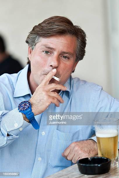 Trinken und Rauchen