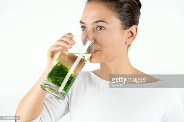 Drinking Dill