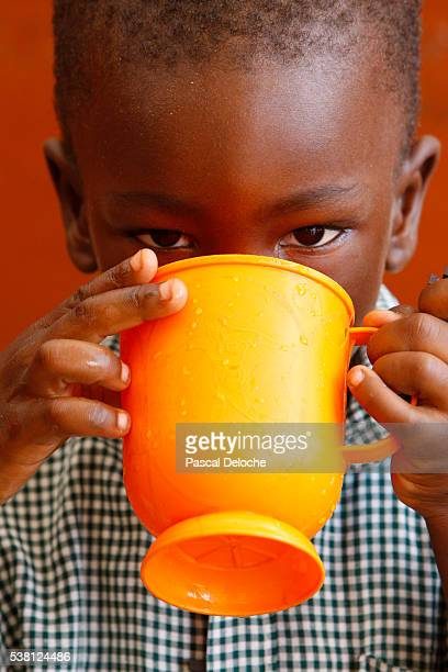 Drinking water in Africa