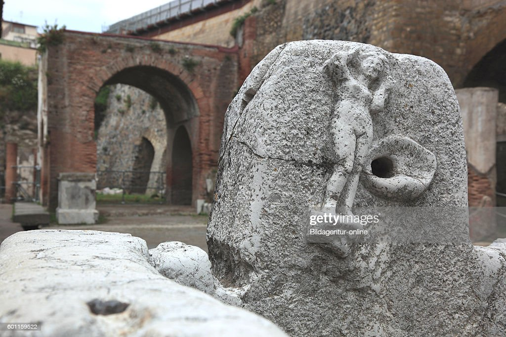 drinking water wells in the ruins of herculaneum pictures getty images