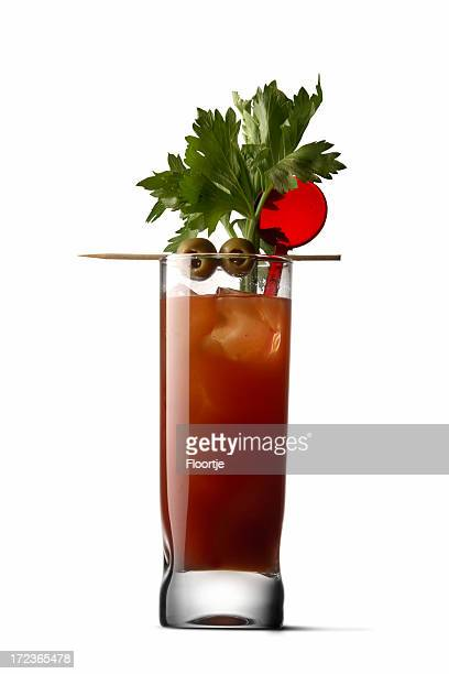 drinks: bloody mary - bloody mary stock photos and pictures