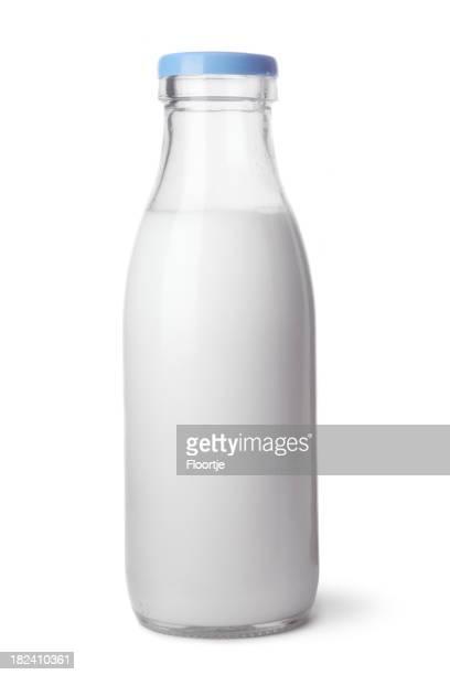 Boissons: Bouteille de lait