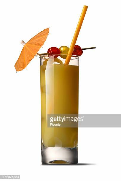 Drinks: Harvey Wallbanger