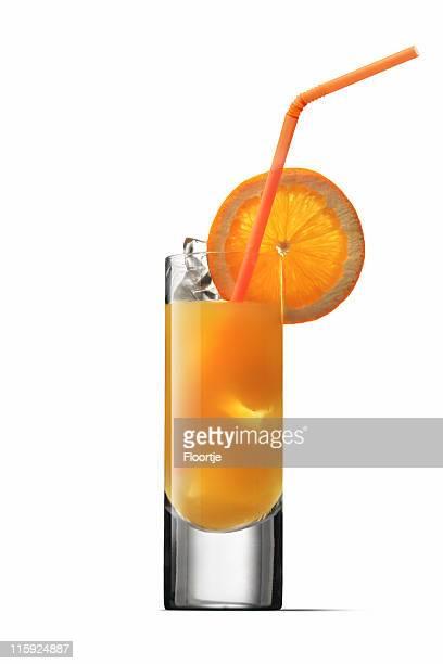 ジュース: オレンジジュース