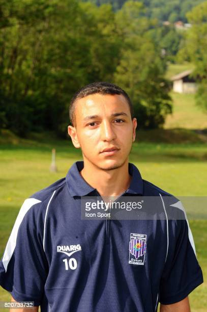 Driss FETTOUHI - - Brest / Istres - match amical - Samoens,