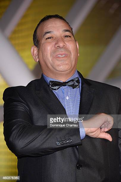 Driss Roukhe attends 'Cinecoles Jury members' Photocall 14th Marrakech International Film Festival on December 12 2014 in Marrakech Morocco