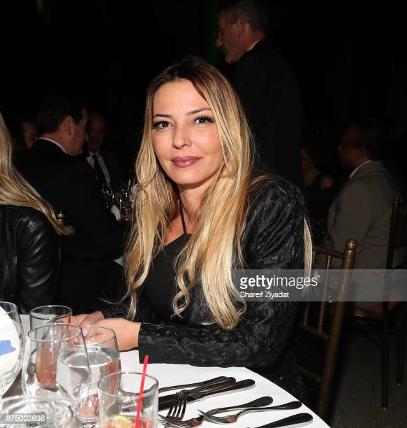 Drita D'Avanzo attends 9th Annual Cristian Rivera Foundation Celebrity Gala at Capitale on November 15 2017 in New York City