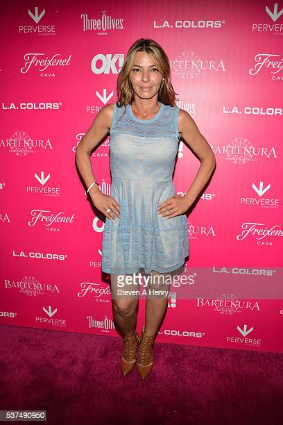 Drita D'Avanzo attends the 2016 OK Magazine So Sexy NY at TAO Downtown on June 1 2016 in New York City
