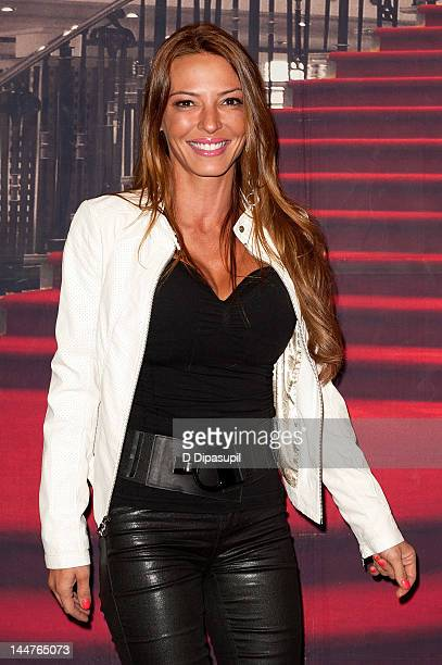 Drita D'Avanzo attends the Lil' Kim Return Of The Queen Tour at Paradise Theater on May 18 2012 in New York City