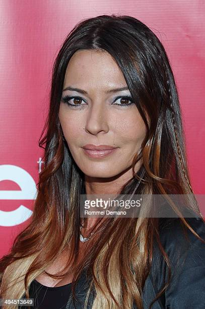 Drita D'Avanzo attends the Marriage Boot Camp Reality Stars event at Catch Rooftop on May 29 2014 in New York City