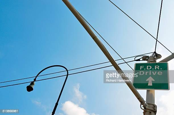 FDR Drive signage