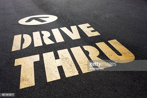 Drive Thru Stock Pictures, Royalty-free Photos & Images - Getty Images